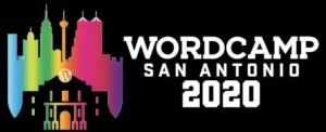 WordCamp San Antonio 2020 Logo